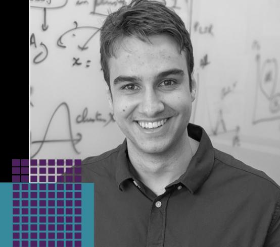 James Anibal, bioinformatics faculty