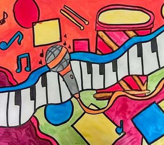 illustrated musical instruments